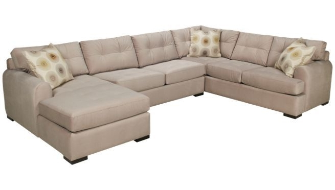 Well Known Jonathan Louis – Crosby – 3 Piece Sectional – Sectionals For Sale Intended For Nh Sectional Sofas (View 10 of 10)
