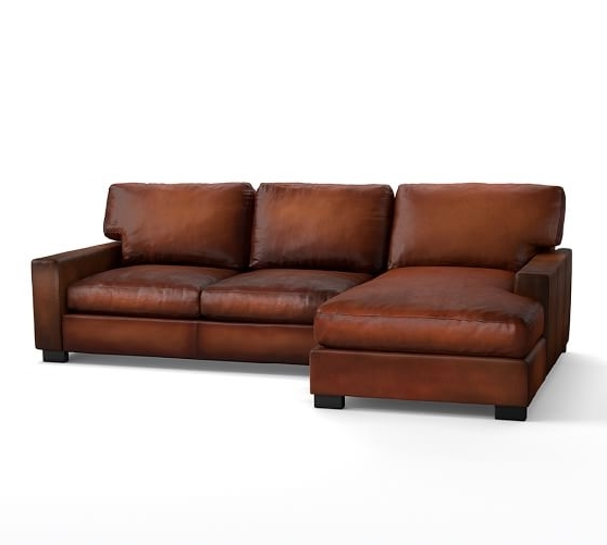 Well Known Leather Couch With Chaise Chaise Loveseat Good Best Nice Amazing With Regard To Leather Couches With Chaise (View 15 of 15)