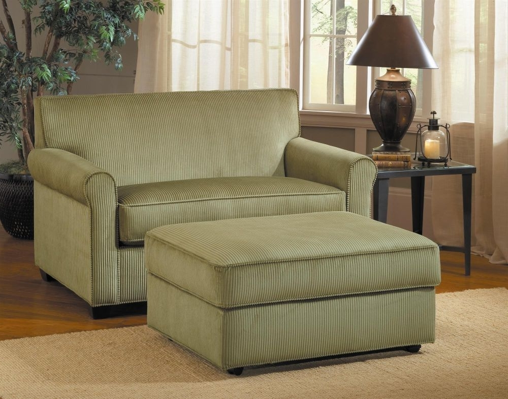 Well Known Loveseats With Ottoman With Adorable Loveseat With Ottoman Corduroy Loveseat With Ottoman The (View 8 of 10)