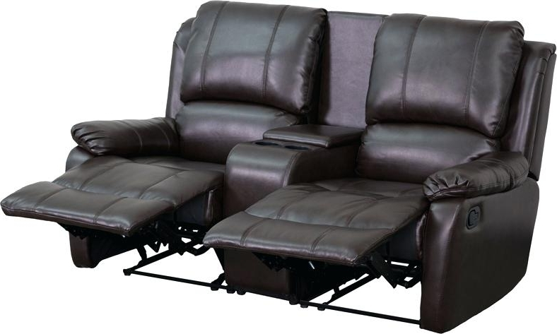Well Known Mesmerizing 2 Seat Reclining Sofa Store Categories 2 Seater Pertaining To 2 Seater Recliner Leather Sofas (View 9 of 10)
