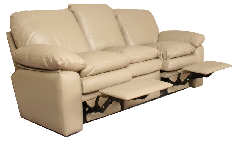 Well Known Modern Reclining Leather Sofas Pertaining To Sofa (View 9 of 10)