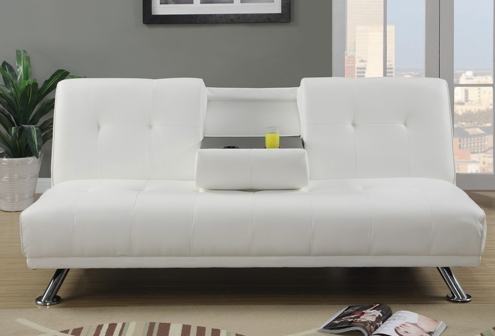 Well Known Modern Style Futons : Best Futons & Chaise Lounges Reviews With Futons With Chaise Lounge (View 15 of 15)