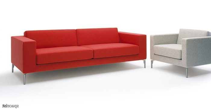 Well Known Office Sofas Intended For Modern Office Sofas – Reception Sofas (View 10 of 10)