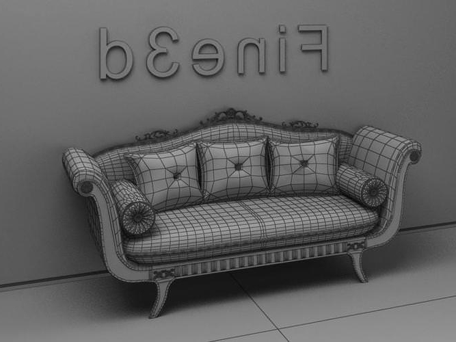 Well Known Old Fashioned Sofa – Home And Textiles Pertaining To Old Fashioned Sofas (View 10 of 10)