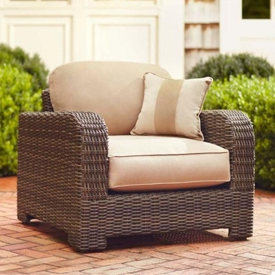 Well Known Outdoor Sofa Chairs Regarding Outdoor Furniture Chairs – Oknws (View 10 of 10)