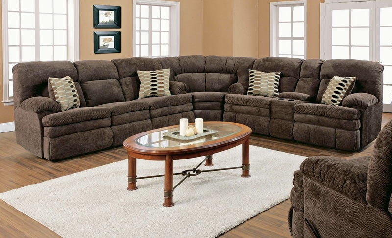 Well Known Reclining Sectional Sofas With Sectional Sofa Design: Best Reclining Sectional Sofas Ever Gray (View 9 of 10)