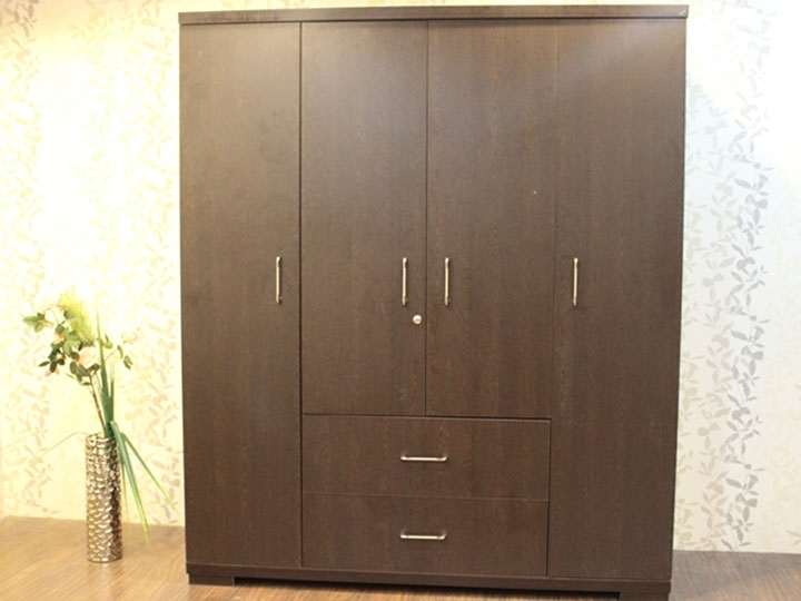 Well Known Rl Ga 1904 4 Door Wardrobe Furniture Online – Buy Furniture Online Pertaining To Wardrobes 4 Doors (View 15 of 15)