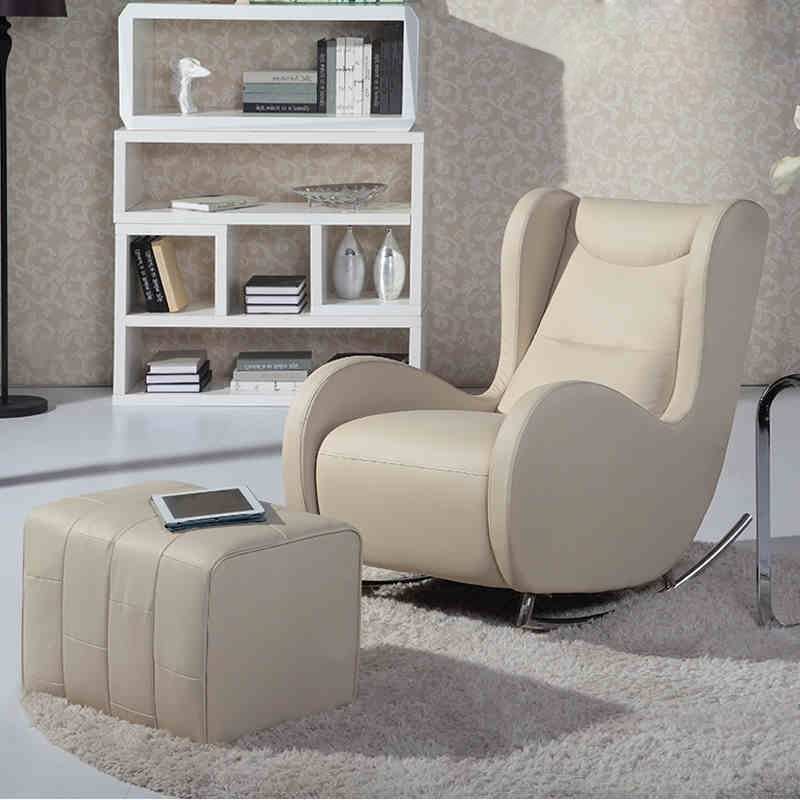 Well Known Rocking Sofa Chairs Inside Rocker Sofa Chair – Hereo Sofa (View 5 of 10)