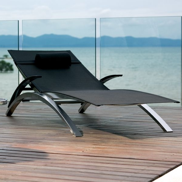 Well Known Royal Botania, Ozone, Modern, Chaise, Lounge – Homeinfatuation (View 3 of 15)
