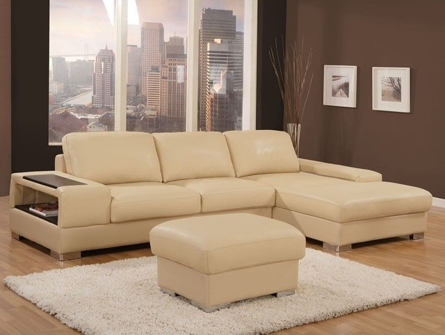 Well Known Sectional Sofa Design: Quality Genuine Leather Sectional Sofas Within High Quality Sectional Sofas (View 10 of 10)