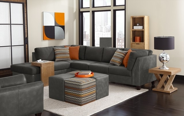 Well Known Sectional Sofas For Small Living Rooms With Regard To Living Room Sectional Ideas Fair Design Ideas Catchy Small Living (View 9 of 10)