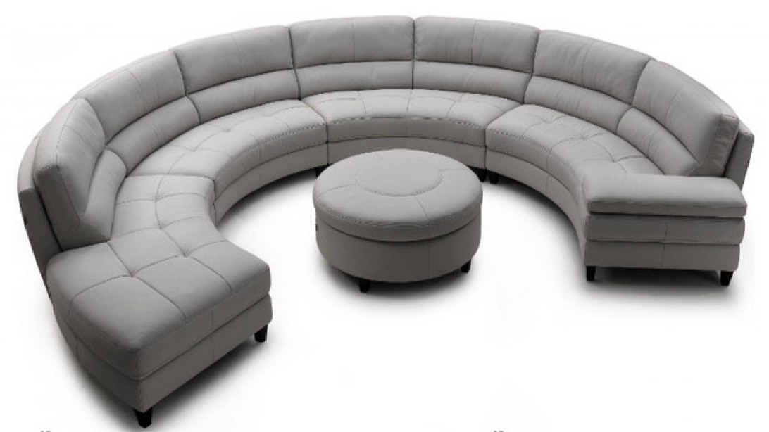 Well Known Semicircular Sofas With Regard To Reliable Semi Circular Sofa Furniture Fantastic Circle Image Ideas (View 10 of 10)