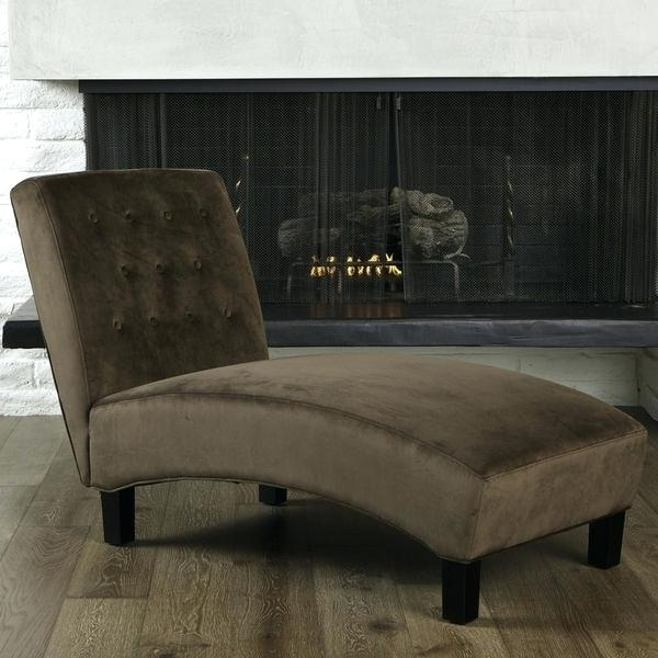 Well Known Skyline Furniture Tufted Chaise Lounge In White Peabody Tufted Pertaining To Alessia Chaise Lounge Tufted Chairs (View 14 of 15)
