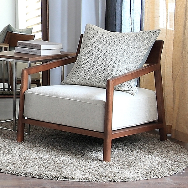 Well Known Sofa Chairs For Bedroom With Boreal Europe Furniture Cloth Single Person Sofa Chair Cafe Chairs (View 10 of 10)