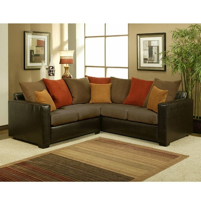 Well Known Sofa For Small Spaces Modern Contemporary Sectional Sofas All 13 Pertaining To Sectional Sofas For Small Places (View 10 of 10)