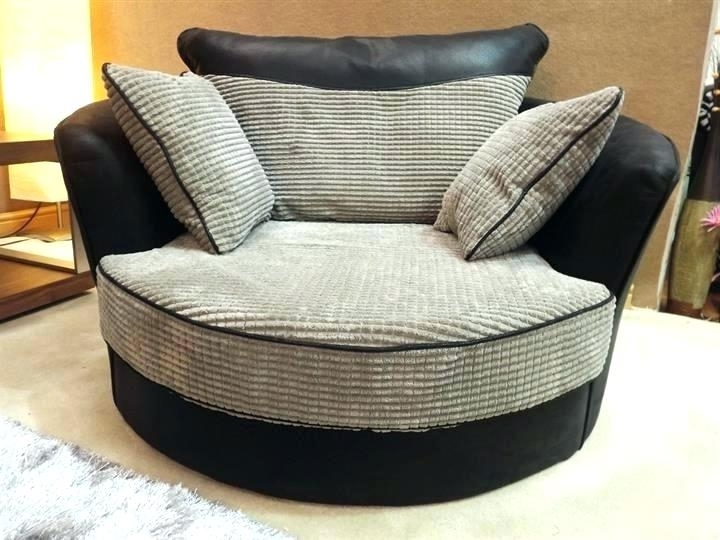 Well Known Sofa With Swivel Chair – Swivel Chair Design With Spinning Sofa Chairs (View 5 of 10)