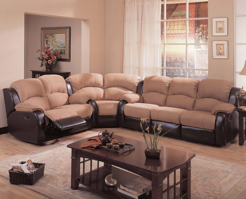 Well Known Tan Sectionals With Chaise Throughout Sofa : Sectionals For Small Spaces Tan Sectional With Chaise Cheap (View 11 of 15)