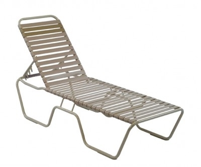 Well Known Vinyl Chaise Lounge Chairs In Pool Furniture Supply (View 14 of 15)
