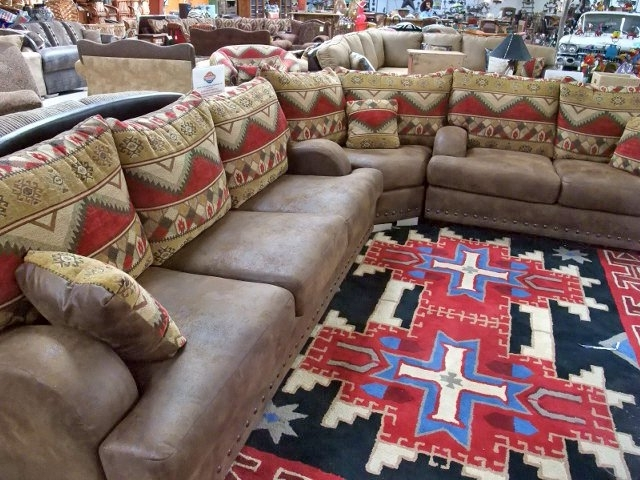 Well Known Western Style Sectional Sofas Regarding Sofa Beds Design: Astonishing Ancient Cloth Sectional Sofa Ideas (View 5 of 10)