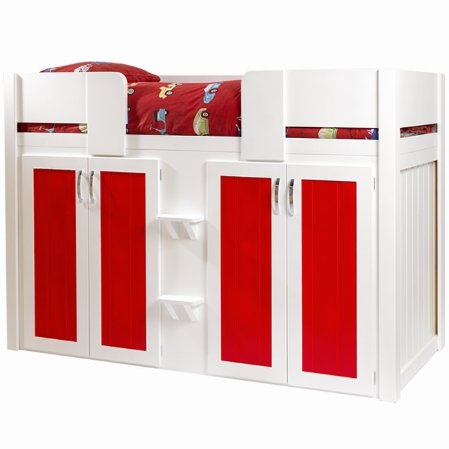 Well Liked Bespoke Childrens Cabin Beds (View 14 of 15)