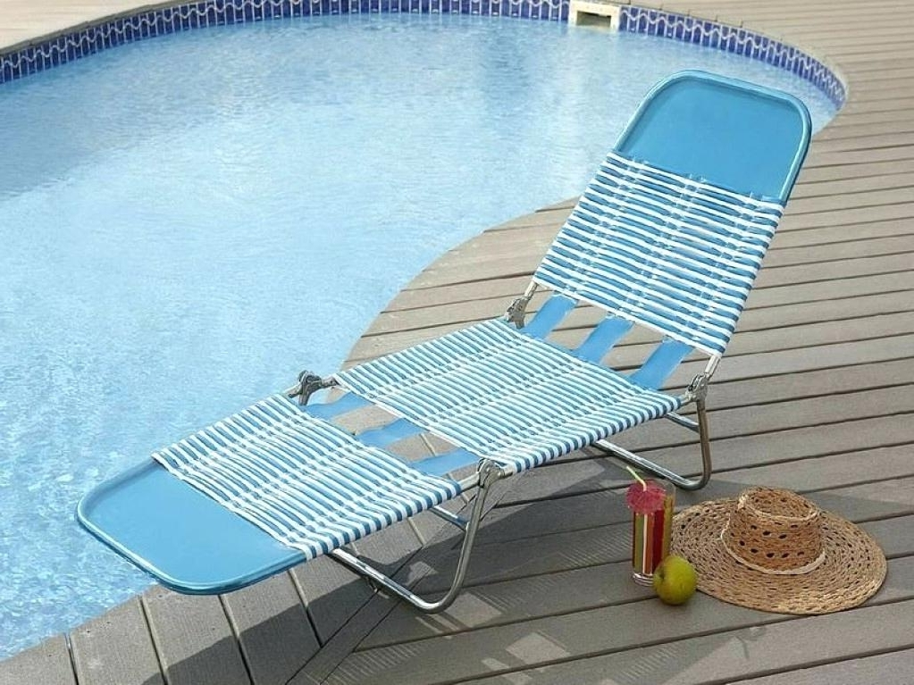 Featured Photo of Outdoor Folding Chaise Lounges