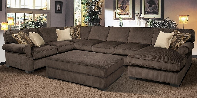 Well Liked Long Sectional Sofa With Chaise – Best Design 2018 / 2019 With Regard To Long Chaise Sofas (View 10 of 10)