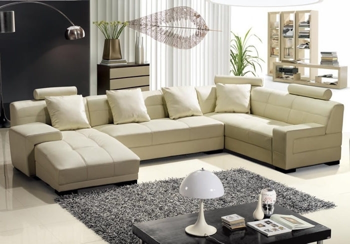 Well Liked Modern U Shaped Sectionals Pertaining To Sectional Sofa For Living Room Modern U Shaped Decor Crave In U (View 8 of 10)