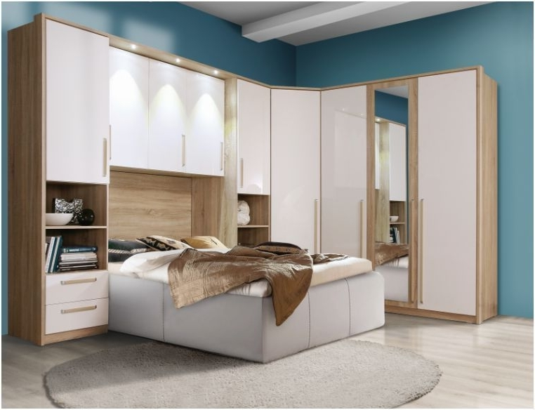 Well Liked Overbed Storage Units : Home Design – Bragallaboutit Throughout Over Bed Wardrobes Units (View 12 of 15)
