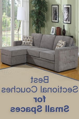Well Liked Sectional Sofa Design: Elegant Recliner Sectional Sofas Small For Small Sectionals With Chaise (View 10 of 15)