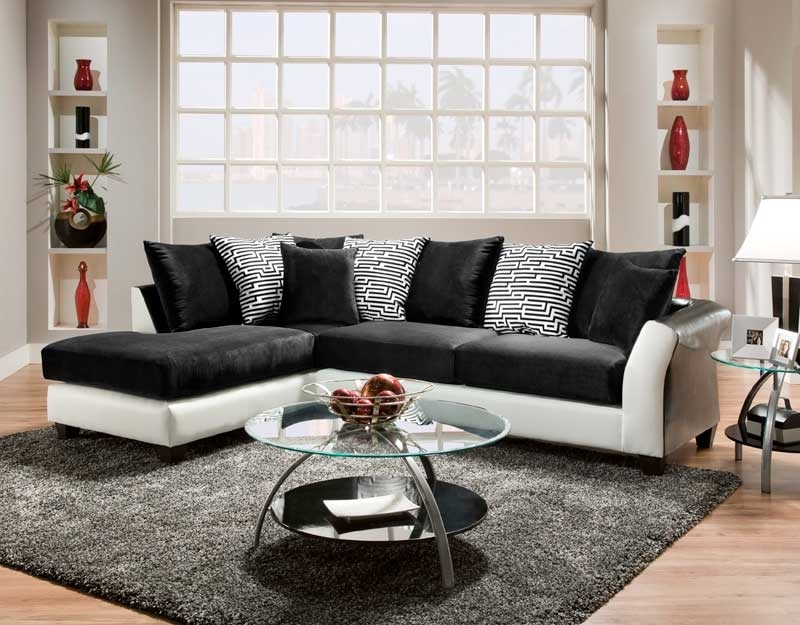 Well Liked Sectional Sofas (View 10 of 10)