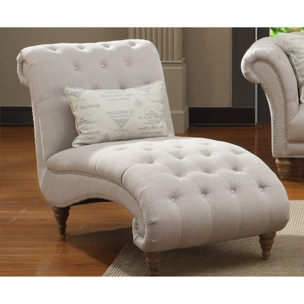 Well Liked Velvet Tufted Chaise Lounge Chairs Indoor Elegant Tufted With Elegant Chaise Lounge Chairs (View 12 of 15)