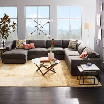 Well Liked West Elm Sectional Sofas With Sectional Sofa (View 6 of 10)