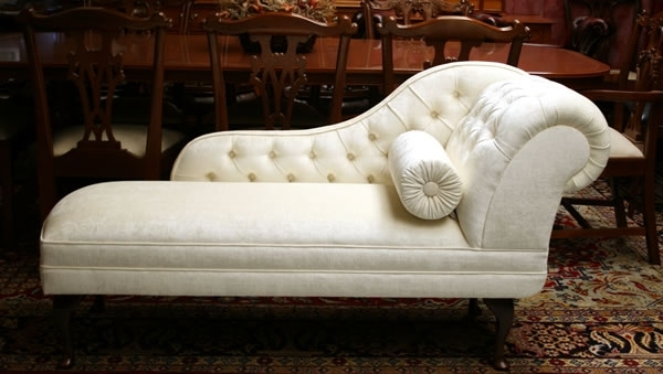 Well Liked Wonderful White Leather Chaise Lounge Facil Furniture Regarding Throughout Cheap Chaise Lounge Chairs (View 14 of 15)
