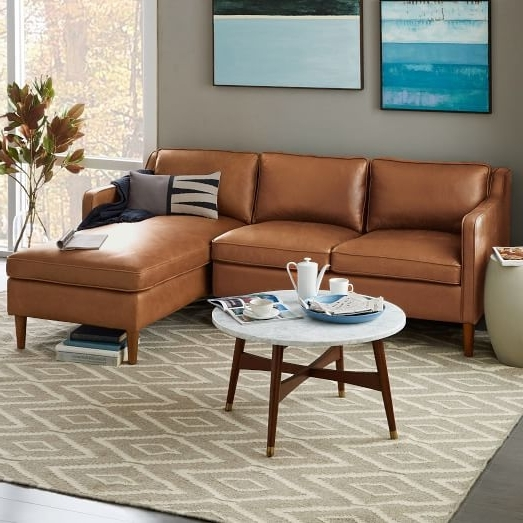 West Elm For Hamilton Sectional Sofas (View 10 of 10)