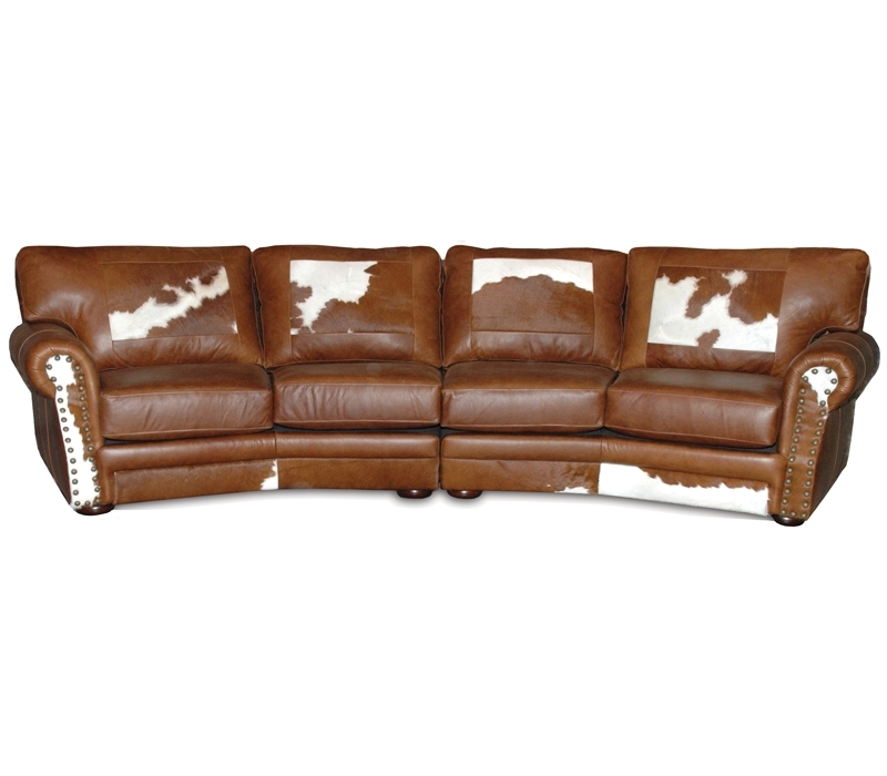 Western Leather Sofas (View 7 of 10)