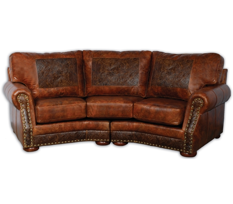 Western Leather Sofas (View 6 of 10)