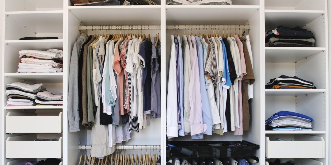 Where To  Wardrobes Intended For Most Up To Date How To Organize Your Closet – Askmen (View 14 of 15)