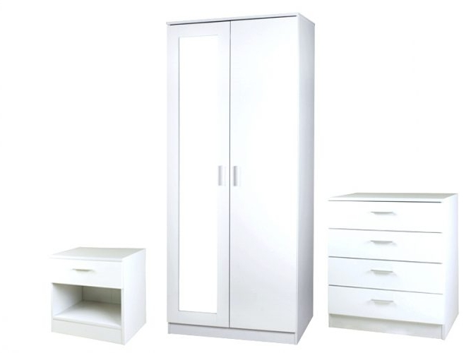 White Gloss Mirrored Wardrobes Intended For Latest Wardrobes ~ White Gloss Mirrored Corner Wardrobe Whitemirrored (View 11 of 15)