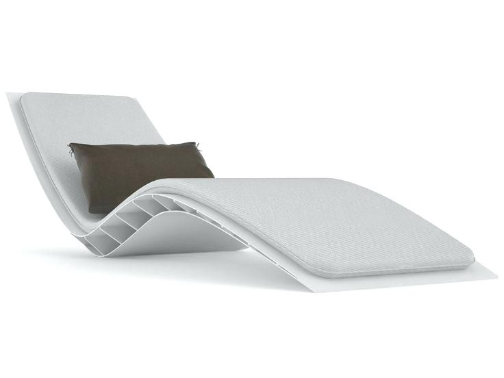 White Outdoor Chaise Lounge Chairs With Trendy White Chaise Lounge Chair – Colbycolby (View 14 of 15)