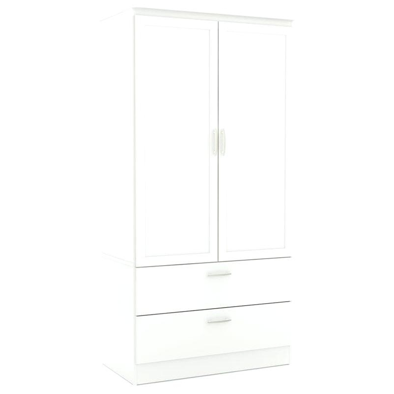 White Rattan Wardrobes Throughout Most Recently Released White Wicker Wardrobe Wardrobe Armoire White Wicker Wardrobe And (View 11 of 15)