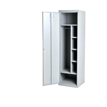 White Single Door Wardrobes Throughout 2017 Wardrobes ~ Steel Single Door Wardrobe Designs Single Door (View 6 of 15)