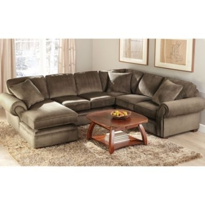 Wholehome®/md Canada 'belleville Iv' 3 Piece Sectional In A Right With Recent Sectional Sofas At Sears (View 10 of 10)