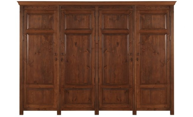 Why Solid Wood Wardrobes Are The Best Buy Inside Best And Newest Cheap Wood Wardrobes (View 15 of 15)