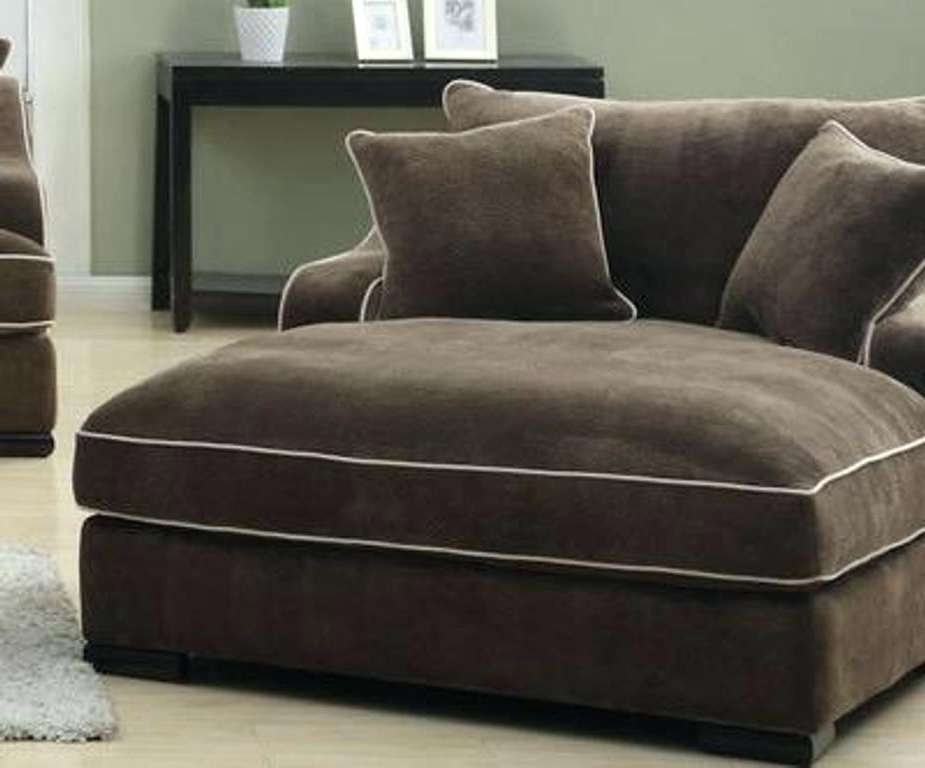 Wide Chaise Lounge Chair Amazing Of Double Chaise Lounge Sofa With Well Known Sofa Chaise Lounges (View 15 of 15)