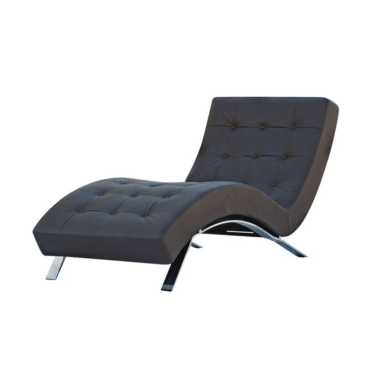 Widely Used Amazing Best 25 Contemporary Chaise Lounge Chairs Ideas On Pertaining To Modern Chaises (View 5 of 15)