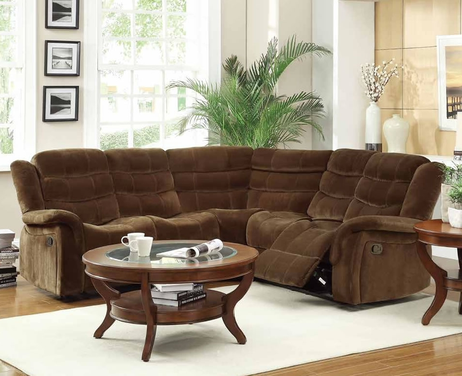 Widely Used Amusing Fresh Living Rooms Reclining Sectional Sofa For Your Room With Sectional Sofas For Small Spaces With Recliners (View 10 of 10)
