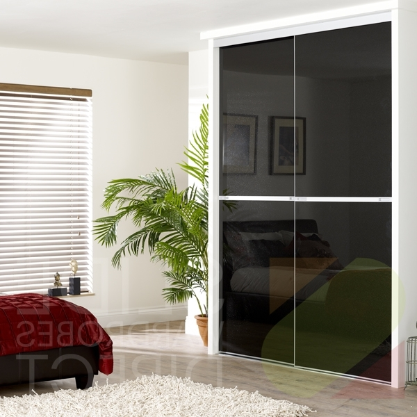 Widely Used Black Sliding Wardrobes With Regard To Black Sliding Wardrobe Doors (View 5 of 15)