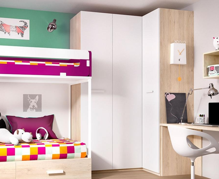 Widely Used Corner Wardrobes Uk (View 5 of 15)