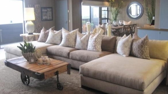 Widely Used Extra Large Sectional Sofa Decoration (View 9 of 10)