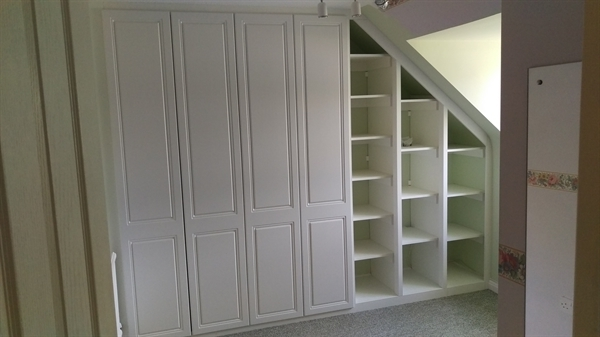 Widely Used Fitted Furniture And Built In Furniture Basingstoke Hampshire With Hampshire Wardrobes (View 13 of 15)